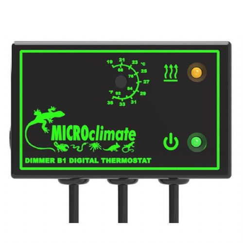 Microclimate Dimmer B1 Black 600W